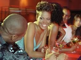 Black Singles At A Bar